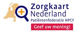 zorgkaart Nederland waardering mening
