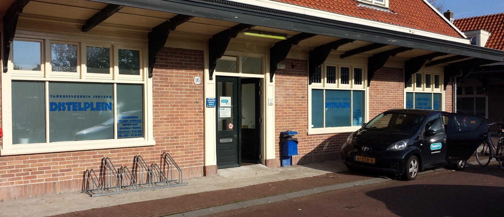 Tandartspraktijk Distelplein in Amsterdam Noord