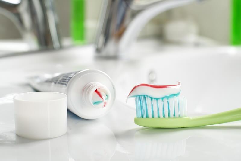 fluoride tandpasta
