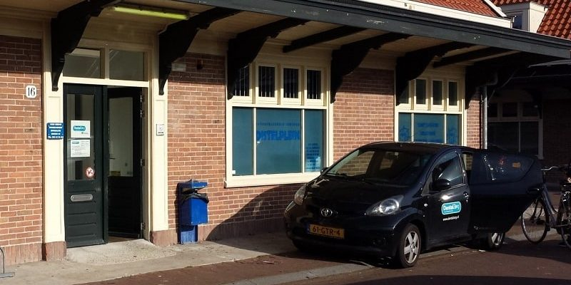 Dentist Amsterdam Distelplein